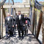 Valsts prezidents novērtē Latvijas un Gruzijas uzņēmēju sadarbības potenciālu