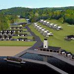 Koka moduļu māju būvniecība Norvēģijā